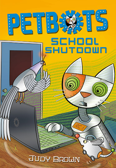 Petbots, Book 2, cover