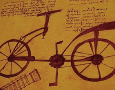 bicycle, invention