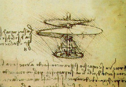 helicopter, invention